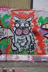 mesie (pranged) Tags: pool rose swimming graffiti greg 26 leeds bank crew kens em ep bsa kus 2061 tsm tfa phuck lank phibs thk