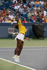 Serena Wiliiams (John Barrie Photography) Tags: black john us open mason cara womens master tennis oh 2009 barrie huber vp liezel serenawilliams johnbarriephotography velocityphotography