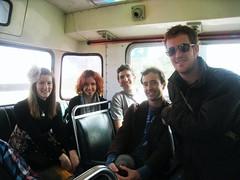 committee~!  In this photo: Karen LeBlanc, Tegan Chubb, Luke Eaton, Adam Reynolds, Nick John