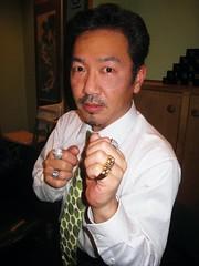aoki-san + bling