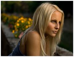 -- (exvivo) Tags: sunset summer portrait female teen blonde thebestofday gününeniyisi flickrcinated