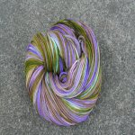 Yarn Pirate - Sarah on worsted wt Organic Merino