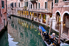 Venice night (Ramon2002) Tags: venice italy canal gondola