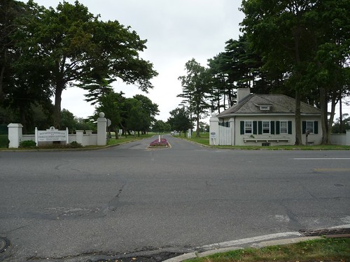 Meadow Edge Main Entrance and Gate House