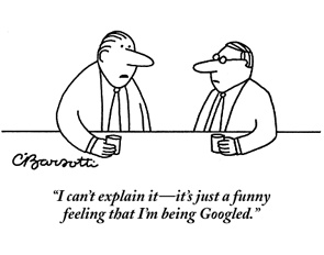 being-googled