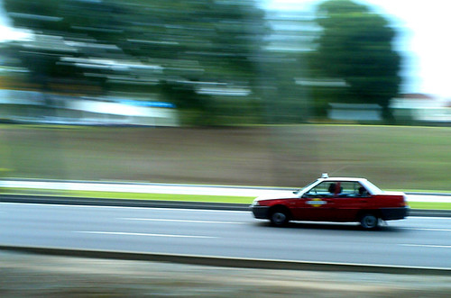 Speedy Taxi