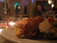 Wedding cake for desert