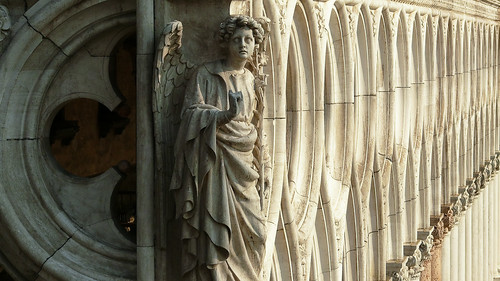 Archangel Gabriel at Doge's Palace