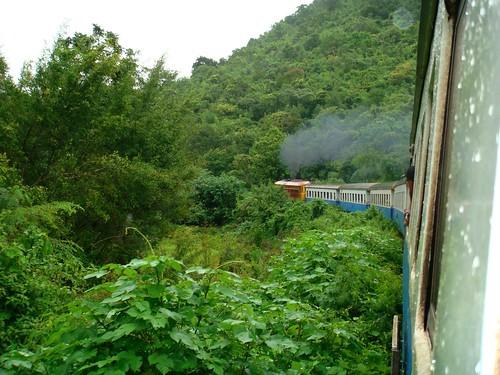 Death Railway Train Ride @ Song About Jen