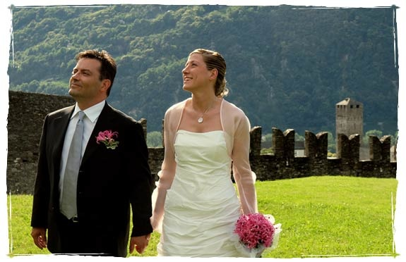 Lake Maggiore Castle Wedding