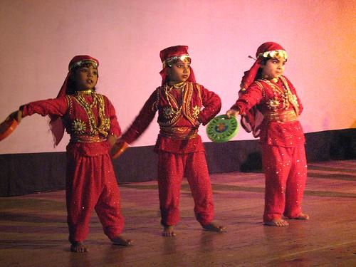 Dancing Shriya