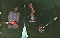 Alice and Sid and Pat, 1978 (alice_bag) Tags: punk bags sidvicious
