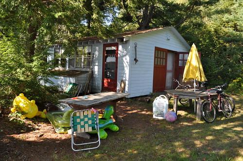 Small House at Lake House