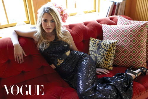 Kim Ha Neul / Blake Lively – Vogue (Korea) September 2009 - beautiful girls