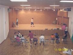 SETIEMBRE 2009 070 (ASSOCIACIÓ CULTURAL EL CODOVAL) Tags: back play ensayos