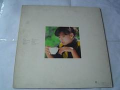 原裝絕版 1983年 中森明菜 BEST AKINA LP 黑膠唱片 原價  2800YEN 中古品 4