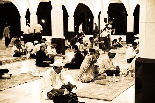 KLCC Iftar