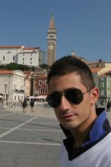 in piazza a Pirano (ph_micchei) Tags: slovenia piran istria pirano