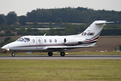 CS-DMU - Netjets Europe - Hawker 400XP - Luton - 090907 - Steven Gray - IMG_4548