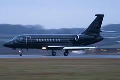 G-OJAJ - BG Aviation - Dassault Falcon 2000EX - Luton - 090126 - Steven Gray - IMG_7250