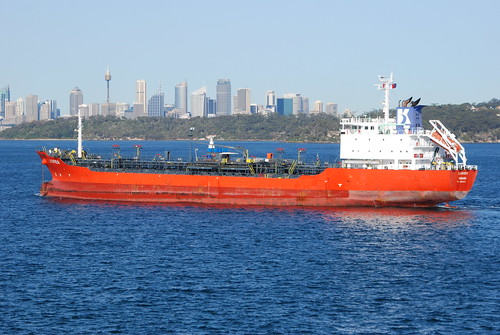 Oil & Chemical Tanker Lauren