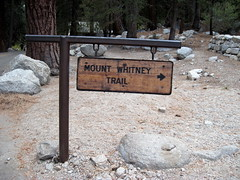 Whitney09-6 (Whitney Portal, California, United States) Photo