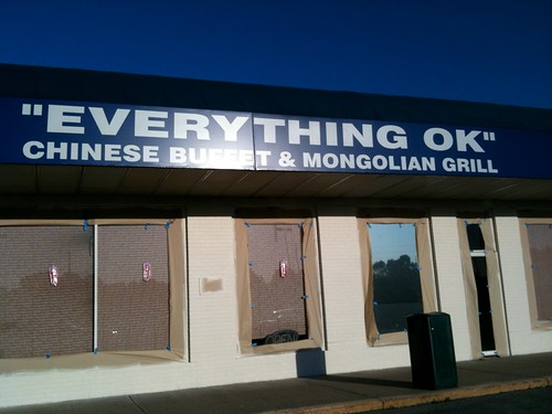 Everything Ok