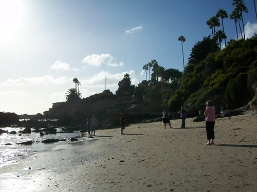 laguna beach to the north