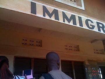 Border Uganda Kenya - 1