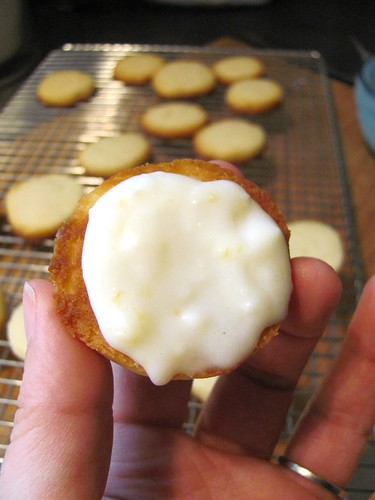 Claire Robinson's Lemon Pie Cookies