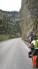 Utah Bicylce Tour Day 3 (Doug Goodenough) Tags: bicycle bike cycle ride gravel dirt pavement utah cliffs route utahcliffsroute adventure cycling southwest 2011 11 may june touring tour doug goodenough douggoodenough jen scott steve will drg53111p drg53111putah drg53111putah3 desert duck valley cedar city drg531