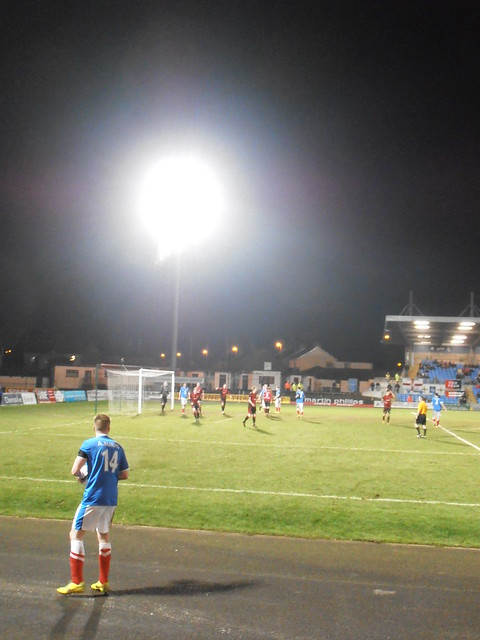 Thumbnail for Crusaders 0-0 Linfield