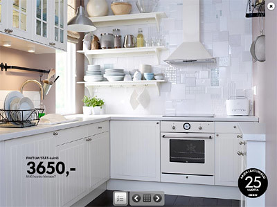 Ori\'s Glob.: If Only I Had an IKEA Kitchen.