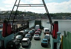Wemyss Bay to Rothesay ferry. (Robert G Henderson (Romari).) Tags: rothesay isleofbute
