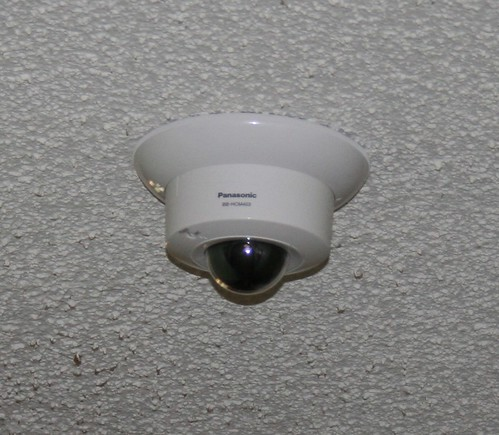 Panasonic Pan/Tilt PoE Network Camera  BB-HCM403A