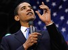 Barack Obama Takes Campaign Bus Tour Through Pennsylvania