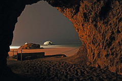 Sutro Baths - Cave (funston) Tags: longexposure northerncalifornia ruins pacificocean sutrobaths sanfranciscoca hightide californiacoast