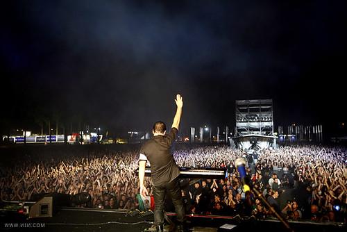 Nine Inch Nails Live @ Pukkelpop - Hasselt, Belgium, 8.18.07