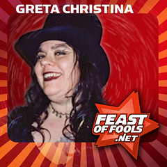 Blogger Greta Christina on the Feast of Fools podcast