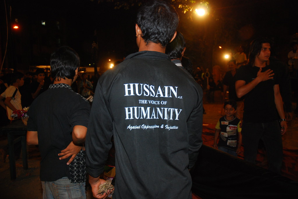 Hussain the Voice of Humanity