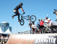 Rockstar BMX Games 09 (D3 Photography) Tags: nikon bmx rockstar sigma australia melbourne games docklands d3 50mmf14