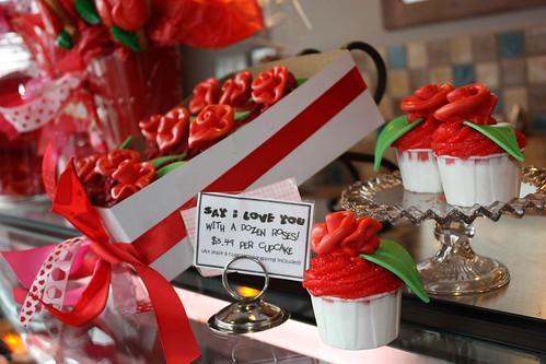 Valentine's Cupcakes from Dippidee in American Fork, Utah