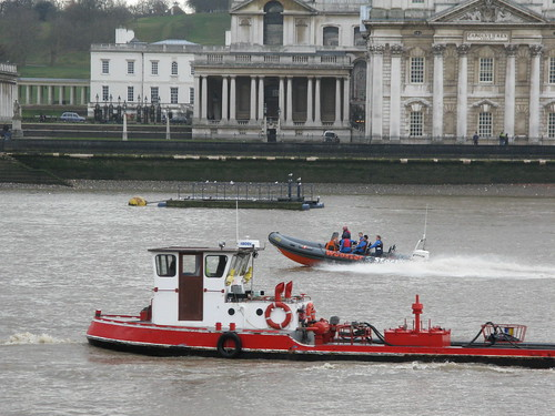 Thames at Greenwich