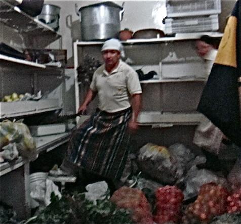 Cotacachi-dining