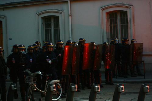 Manifestation 31-01-2009