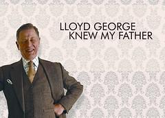 Lloyd George Knew My Father