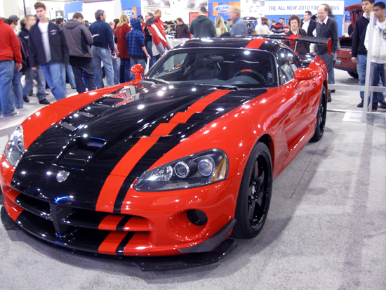 Dodge Viper ACR (Click to enlarge)