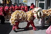 Side shot, dragon (The Inadvertent Gardener) Tags: oakland chinatown dragon yearoftheox