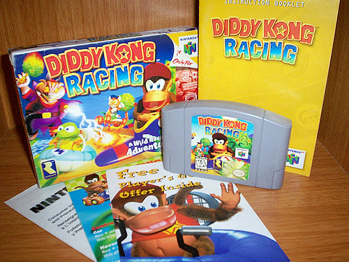 Imagenes de Diddy Kong Racing 3262476122_6d98f5f308