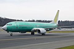 KBFI G3 737-800 N1786B PR-GGG (wings777) Tags: seattle boeing gol 737 boeingfield 737800 bfi 738 kbfi
